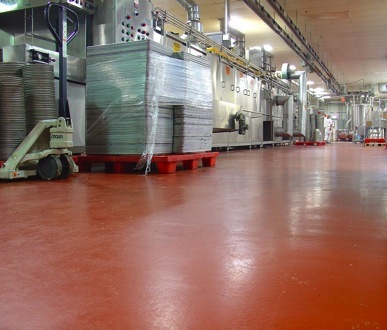 Barry group llc epoxy and urethane flooring flooring for Hill country flooring